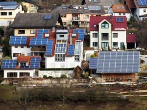 Roofs With Solar Panels