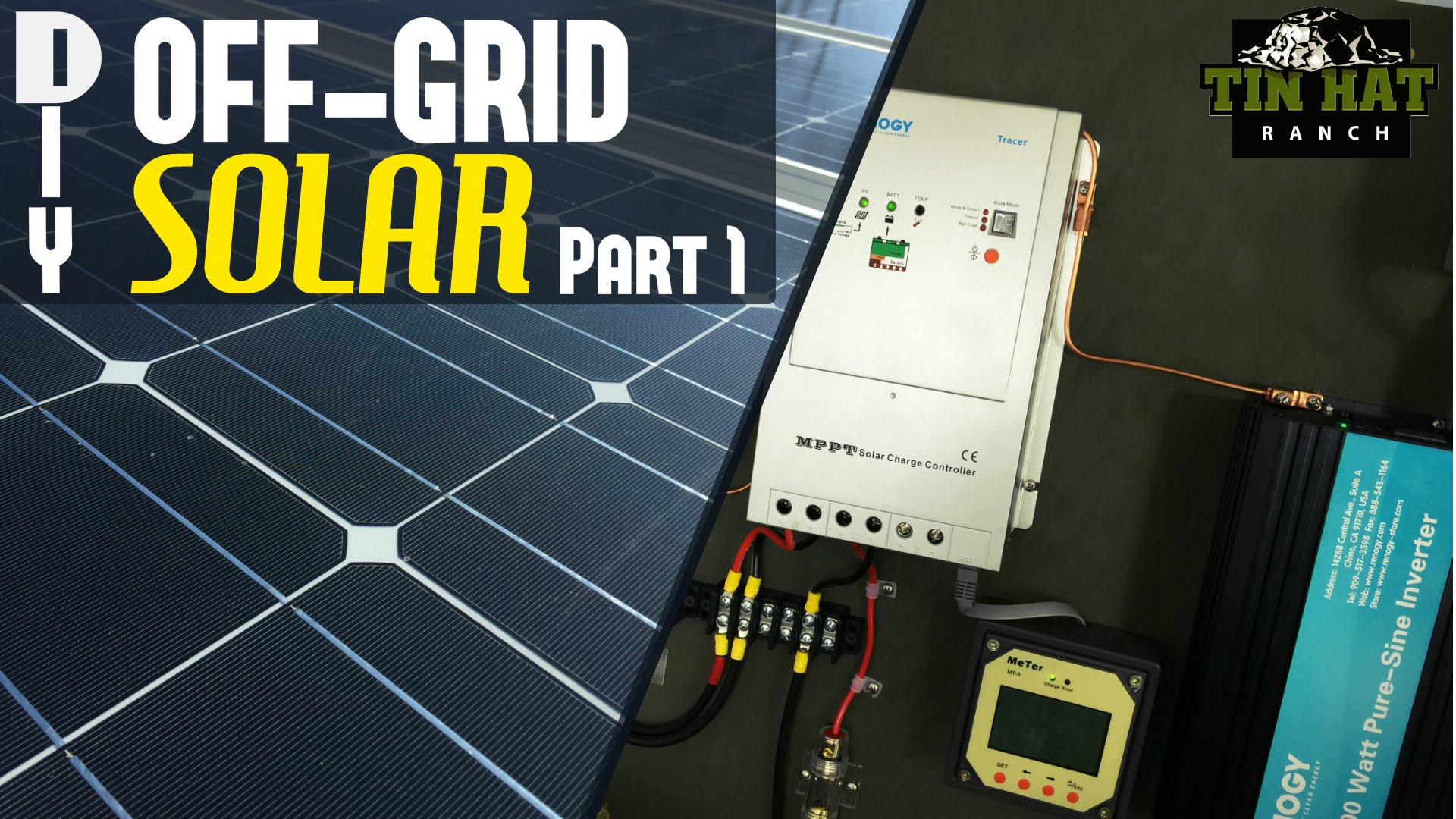 Solar Service Guy - Living Off The Grid Sustainable Power